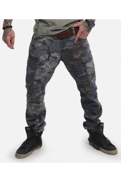 Yakuza pánské kalhoty Harlekin Cargo CPB 14082 obr1