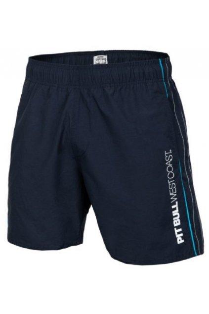 PitBull West Coast - plavky Bark tmavě modré obr1
