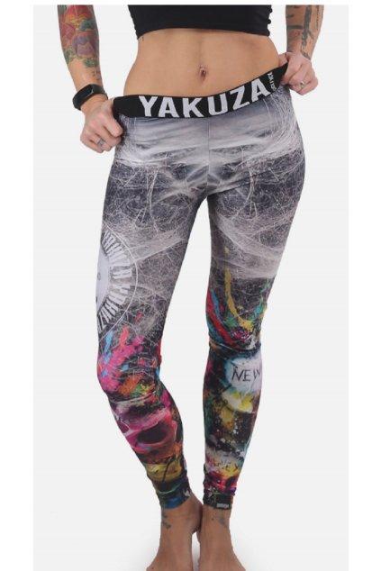 Yakuza legíny SPIDERRUSH LEB 15111 Vícebarevné obr1
