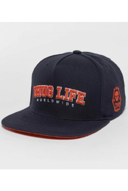 Kšiltovka Thug Life Blazer Navy obr1
