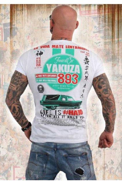 Pánské triko TSB 13033 White obr1