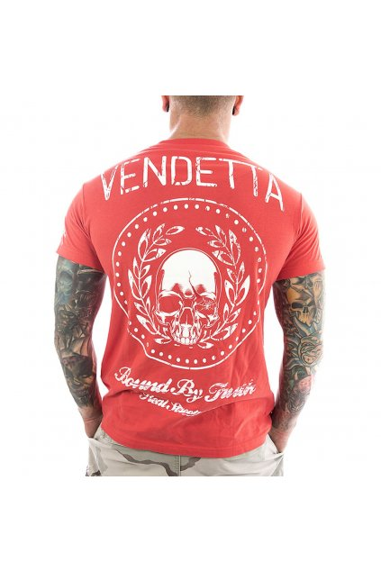 Vendetta Inc. Shirt Bound 1006 red obr1