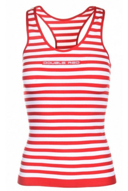Double Red dámské tílko Womens Tank Top Nautica Red obr1