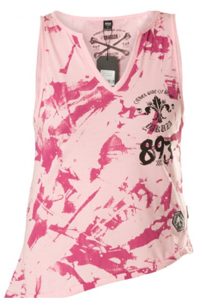 Yakuza dámské tílko GSB 12116 Orchid pink obr1