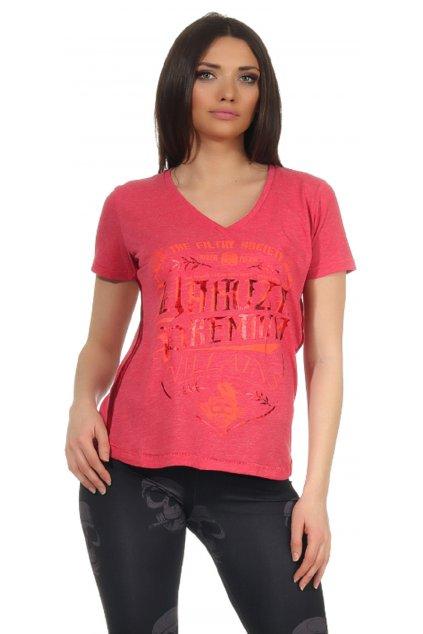 Yakuza Premium dámské triko GS 2832 Růžová obr1