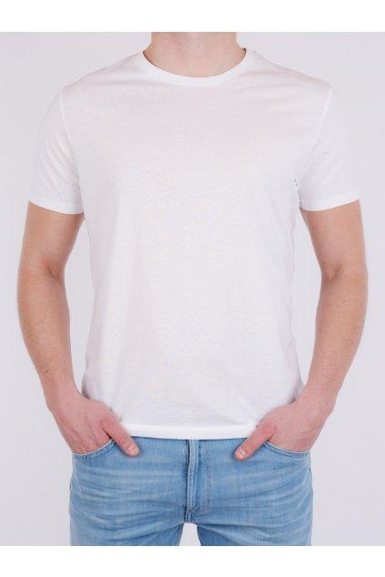 Pánské triko Wrangler Tee white obr1