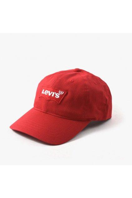 Levi's Big Batwing Flex Fit červená obr1