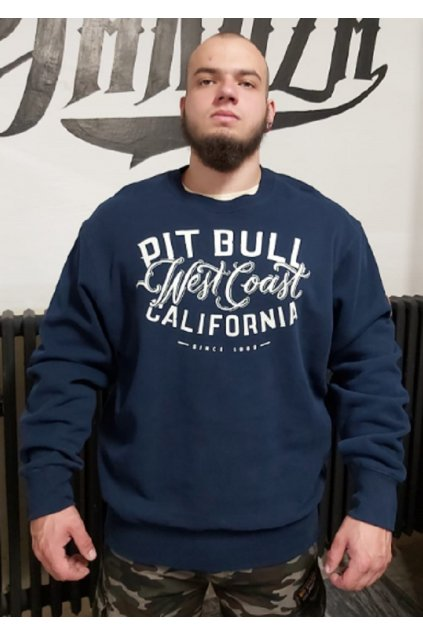 Pánská mikina Pitbull West Coast California obr1