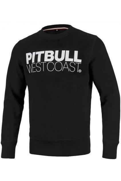 PitBull West Coast pánská mikina TNT 19 černá obr1