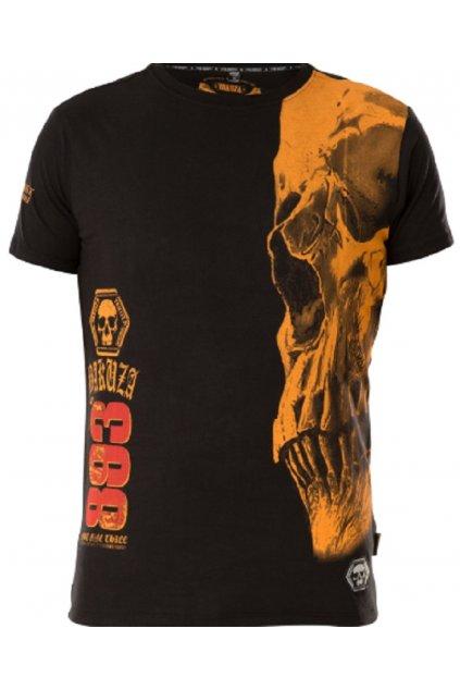 Yakuza tričko pánské Skull TSB 12015 Black obr1