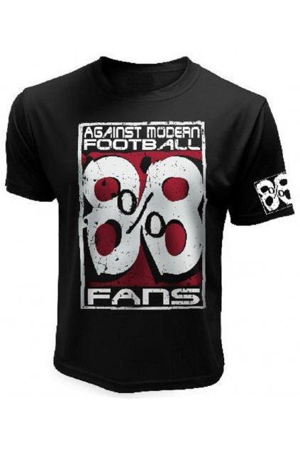 Pánské triko Radical Wear 88% Fans obr1