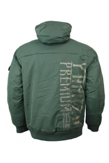 Yakuza Premium zimní bunda 2766 Olive obr1