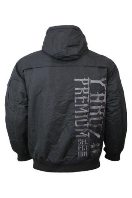 Yakuza Premium zimní bunda 2765 Black obr1