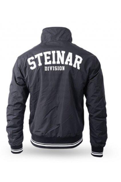 Pánská bunda Thor Steinar Division schwarz obr1