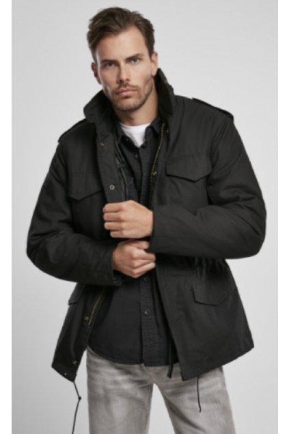 Brandit pánská bunda M65 Standard - černá obr1