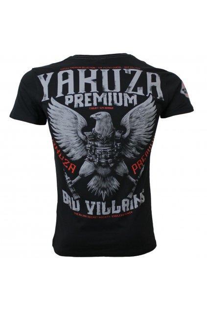 Pánské triko Yakuza Premium 2901 černé obr1