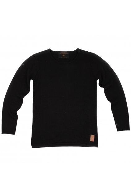 Pánský svetr Goodness Industries GN 429 Black obr1