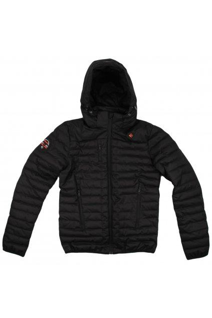 Pánská zimní bunda Goodness Industries GN 503 Black obr1