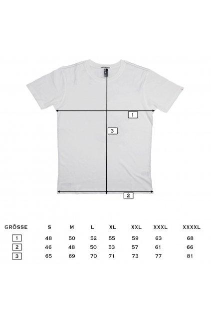 Pánské triko Yakuza Premium YPS 2903 rot obr1