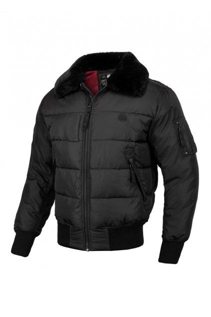 PITBULL WEST COAST pánská zimní bunda Industrial Černá obr1