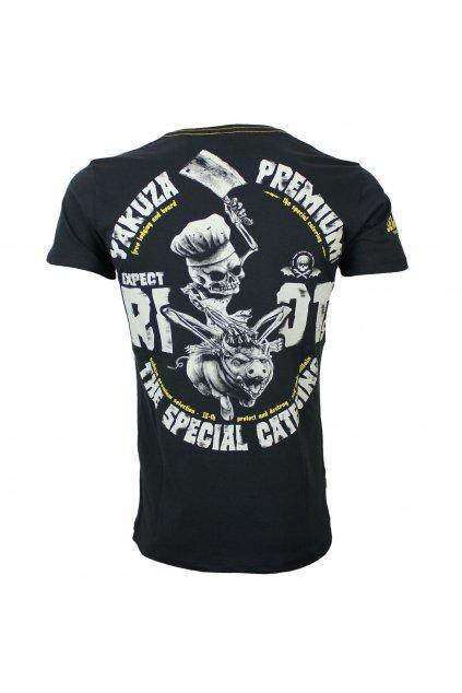 Pánské triko Yakuza Premium 3015 černá