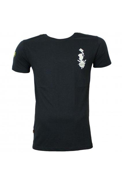 Pánské triko Yakuza Premium 3015 černá obr1