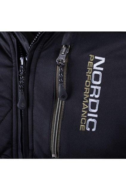 Pánská zimní bunda Thor Steinar Skaga olive obr1