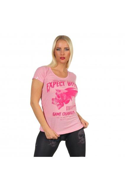 Dámské tričko Yakuza Premium GS 3030 pink obr1