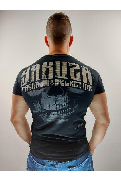Pánské triko Yakuza Premium YPS 3018 černé