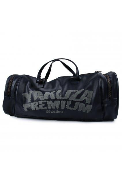 Fitness sportovní taška Yakuza Premium tmavě modrá ID: 18172