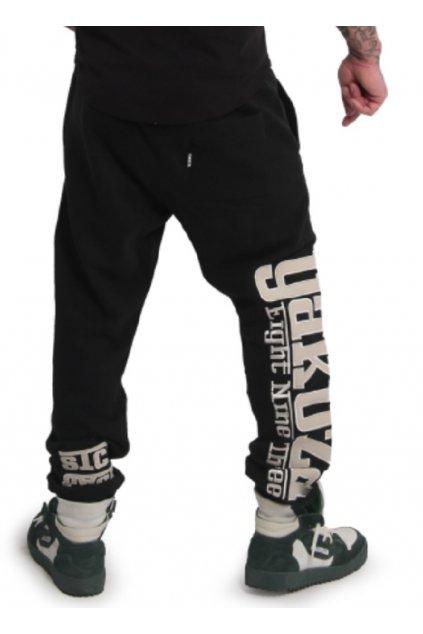 Pánské tepláky Yakuza 17047 black záda