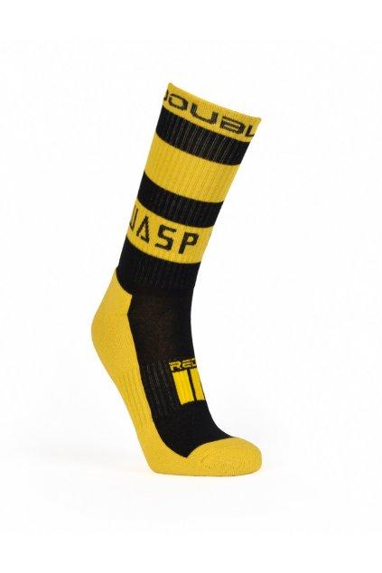 Ponožky THE RED SOCKS WASP žluto/orange