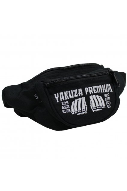 Yakuza premium Ledvinka 3171 schwarz