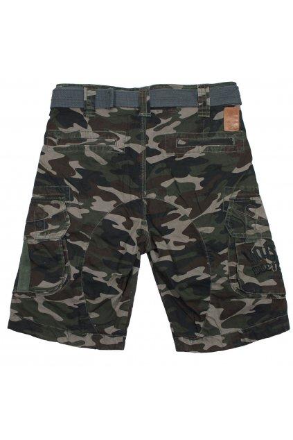 Yakuza Premium pánské  kraťasy 2861 camouflage