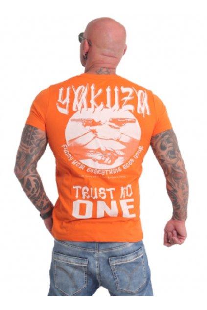 yakuza panske triko tsb16028 red orange