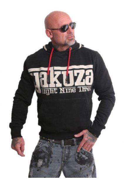 yakuza panska mikina hob17007 black