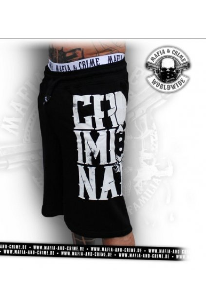 mafia crime MC Criminal kratasy černé
