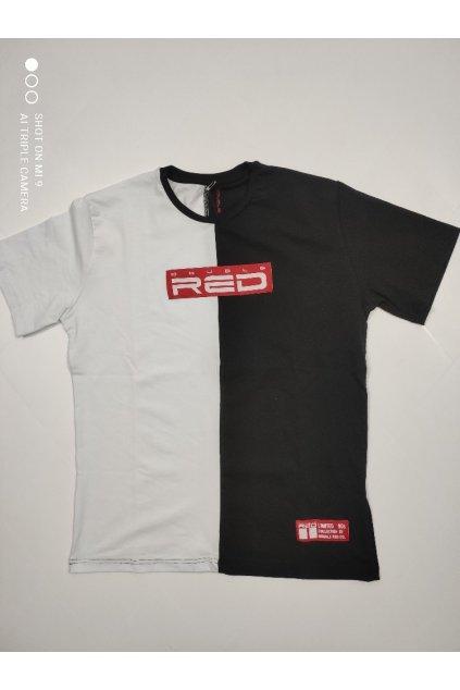 Pánské triko DOUBLE FACE LIMITED 90s Collection bílé
