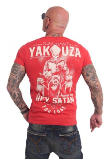 yakuza panske triko tsb 17023 red
