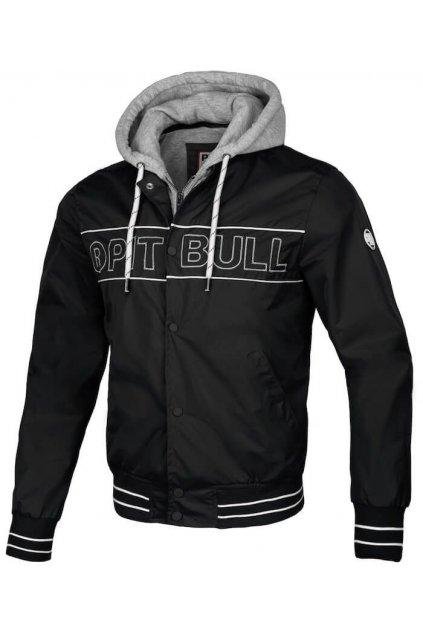 PitBull West Coast-letní bunda ARCHER černá