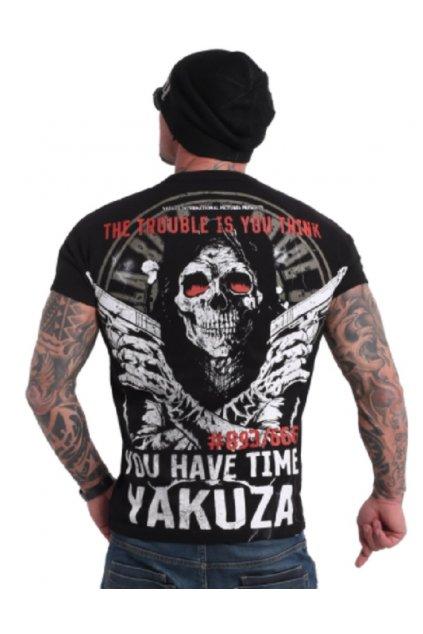 panske triko yakuza tsb 18075 cerna