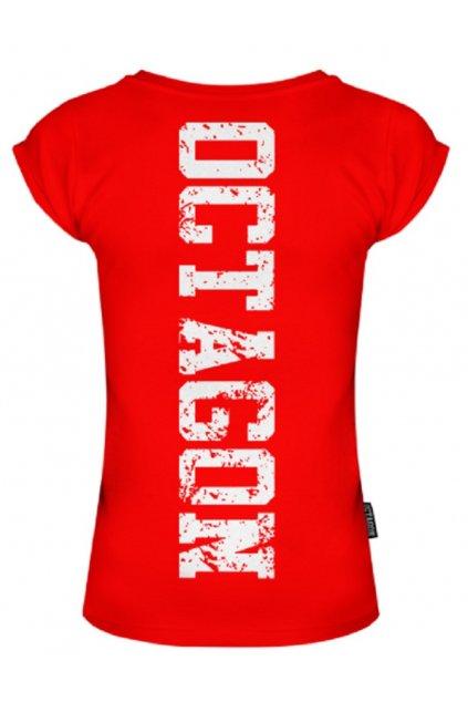 damske triko octagon fight wear
