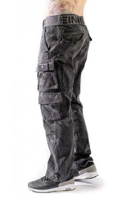 Pánské kalhoty  Thor Steinar Kalhoty Ken IV camo 16186