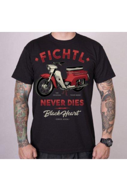 Pánské triko Black Heart FICHTL