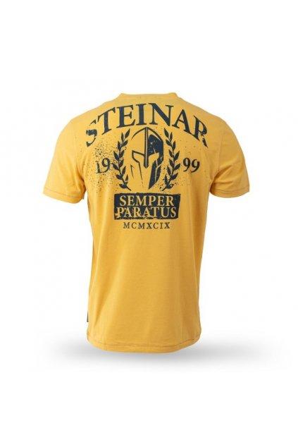 Thor Steinar Tričko Gjovik 10269 žluté