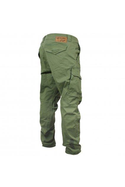 Kalhoty Yakuza Premium Cargo Pants 2971 olivové