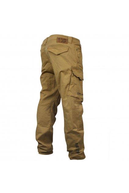 Kalhoty Yakuza Premium Cargo Pants 2971 pískové
