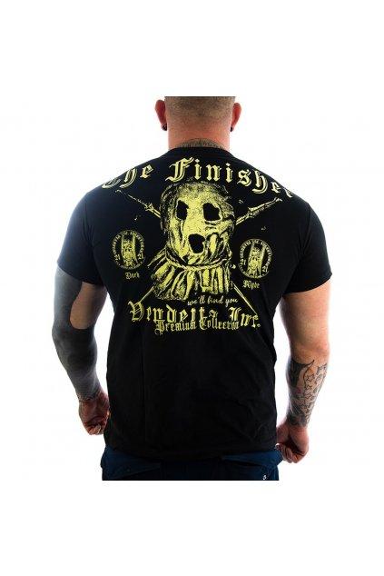 Pánské Tričko Vendetta Inc. Finisher black 1160