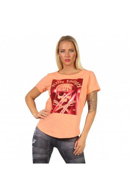 Dámské tričko Yakuza Premium GS 3035 orange