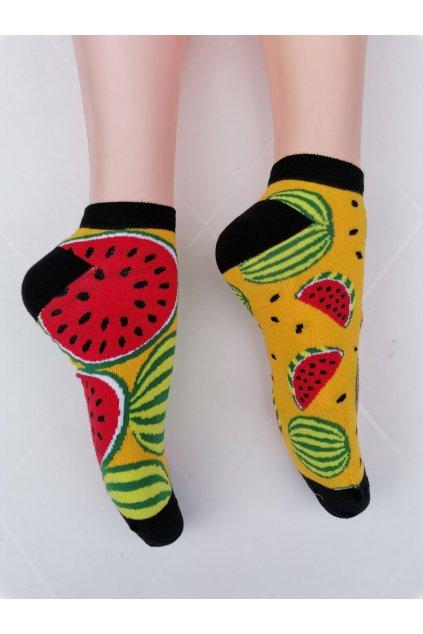 Ponožky unisex MELOUNY
